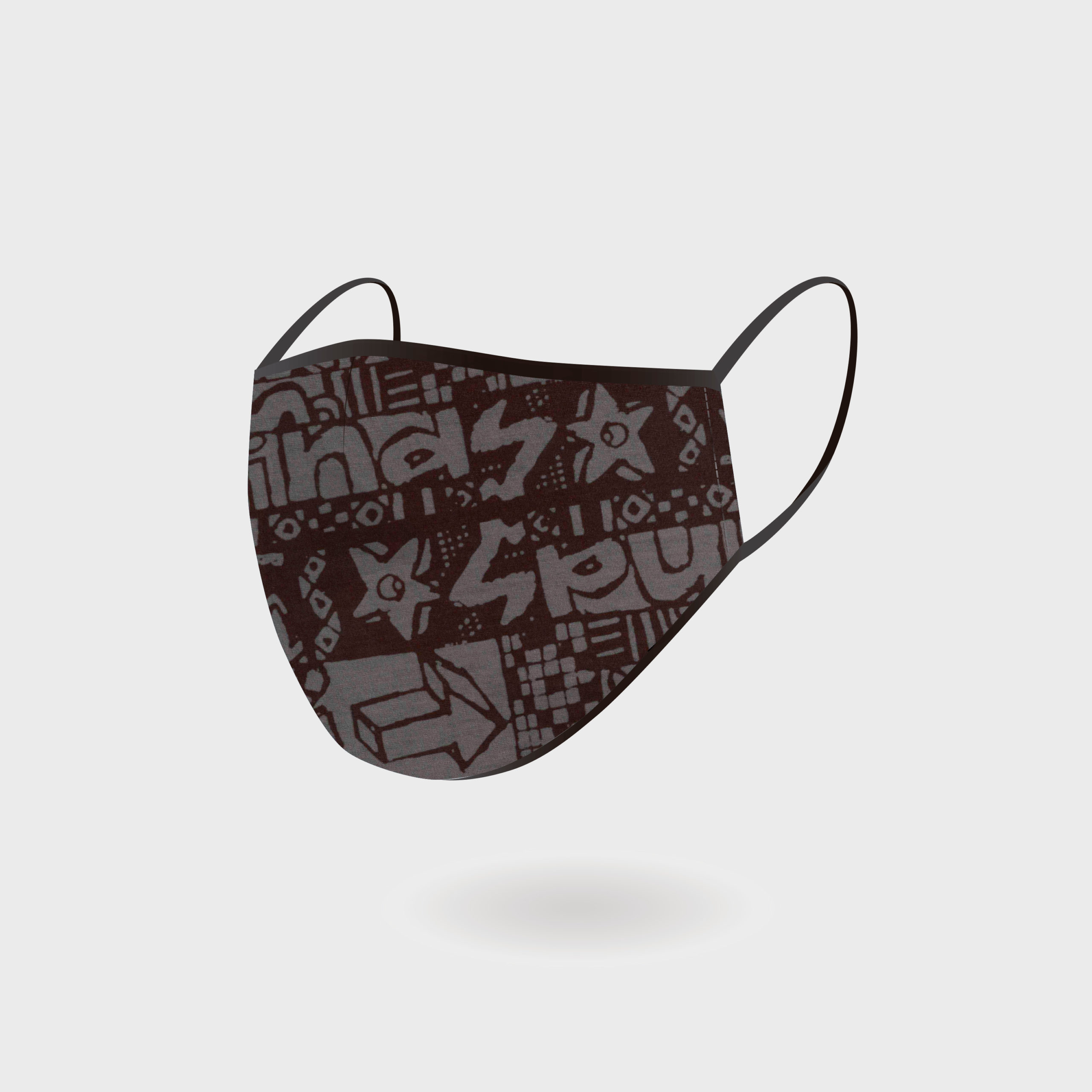 MASK URBAN BLACK