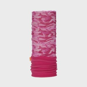 POLARWIND JUNIOR CAMOUFLAGE PINK